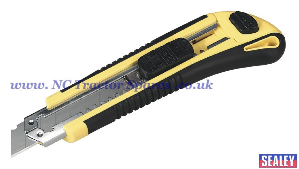 Retracting Knife Snap-Off Blade Heavy-Duty